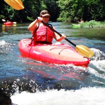 Activities Kayaking Landing Page