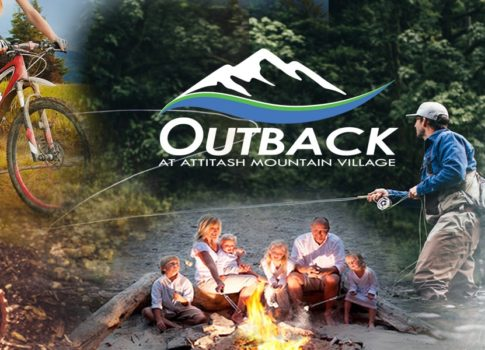 Activities Outback Landing Page