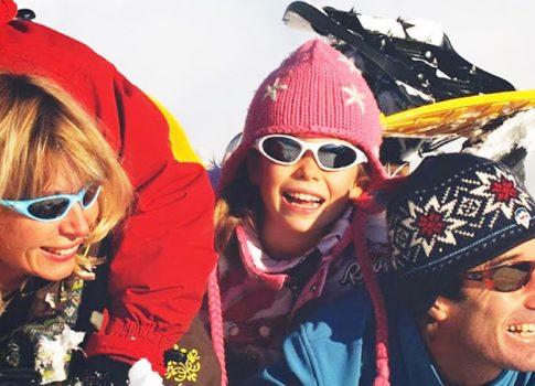 Activities Snowshoeing Landing Page