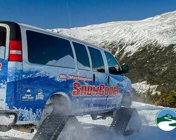 Explore Winter Attraction Mount Washington Auto Roadgrid photo