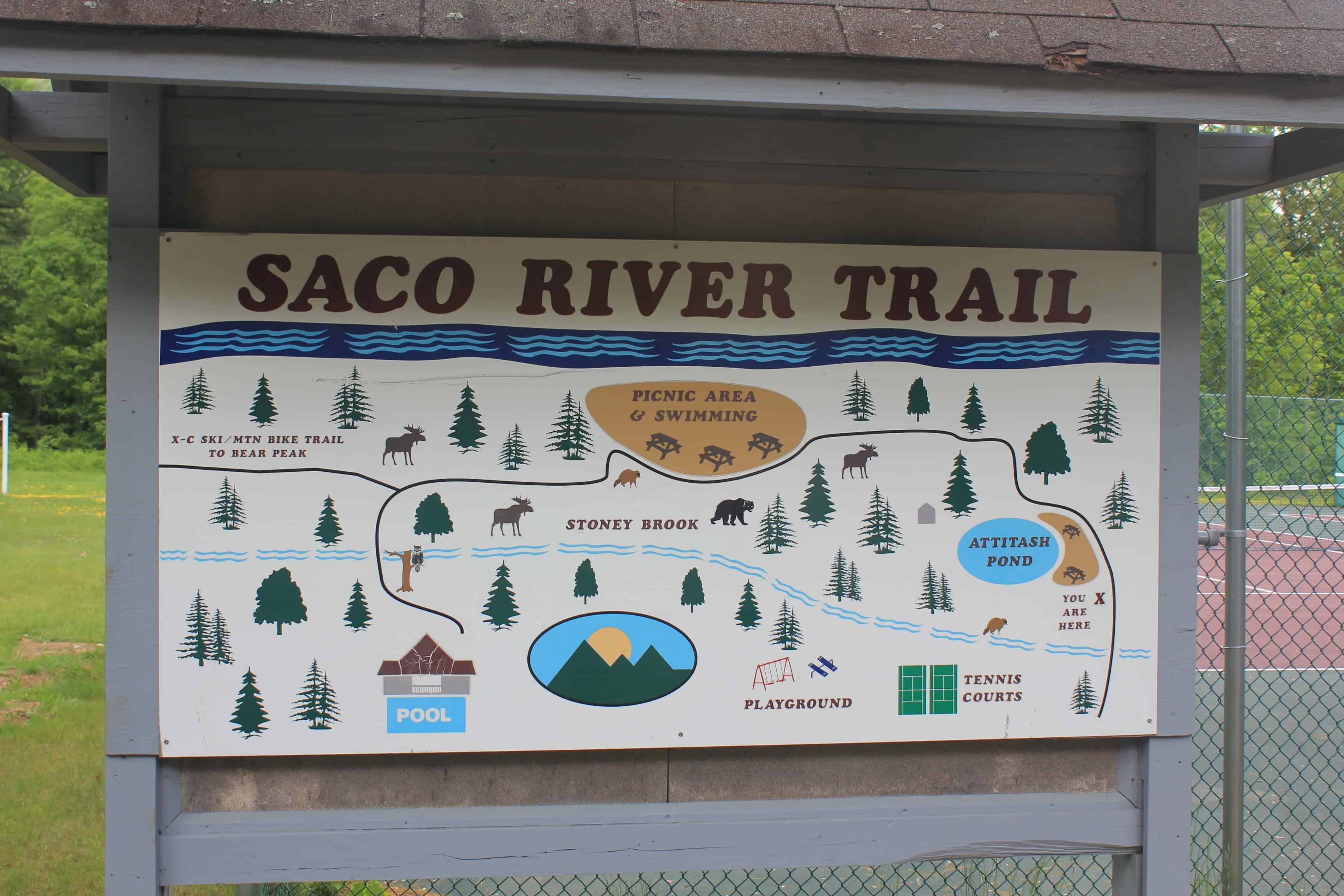 saco trail map