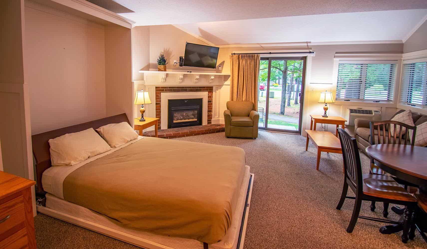 Standard 1-2 bdrm wall bed