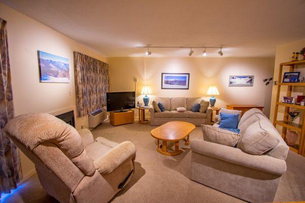 2 bedroom slopeside
