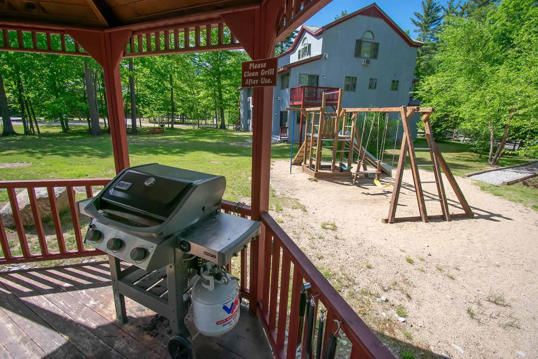Gazebo Playground