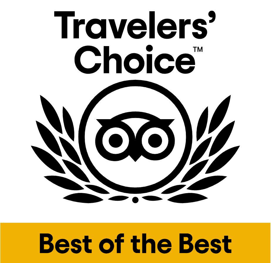 TripAdvisor Travelers' Choice