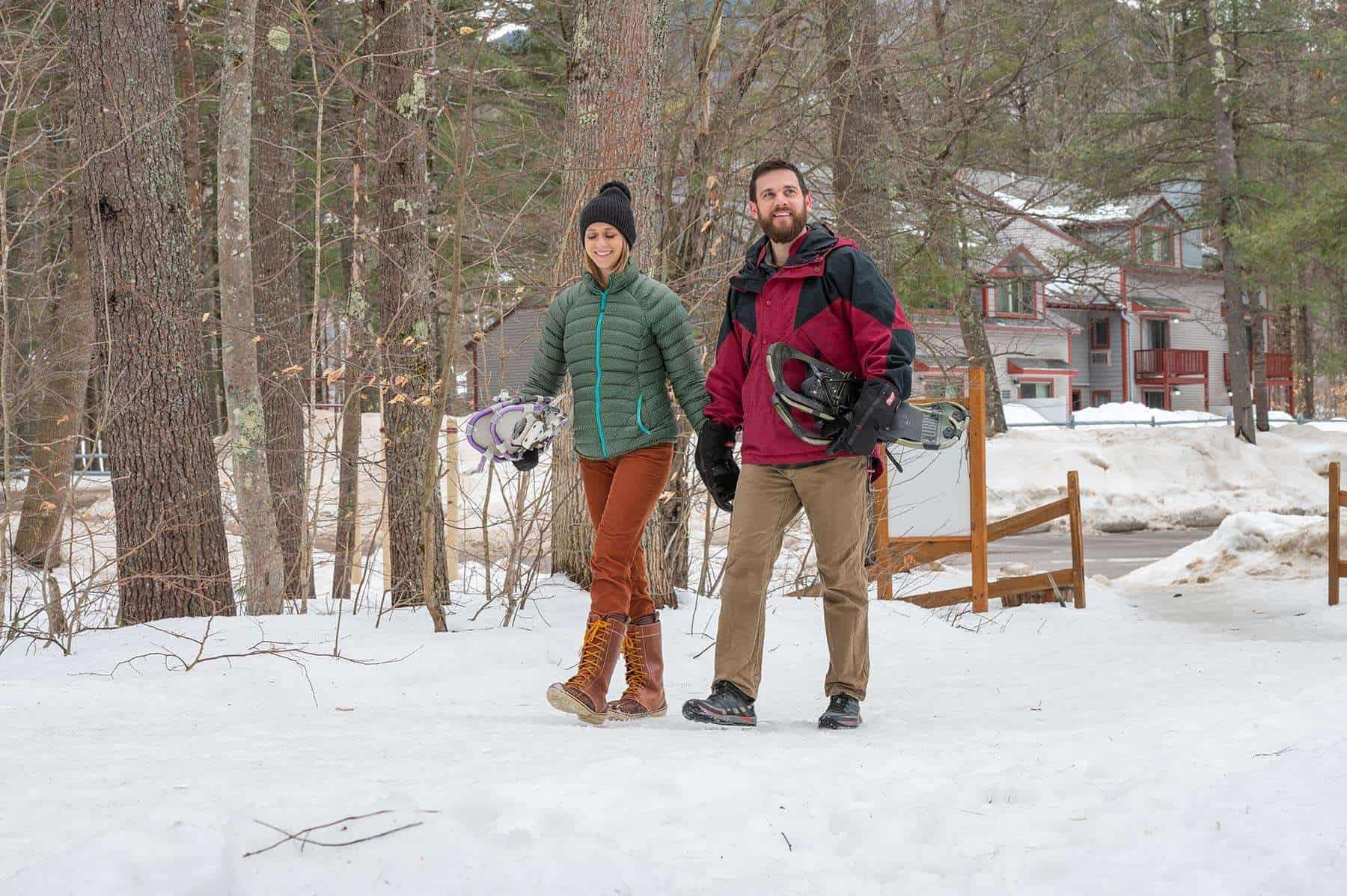 Winter Snowshoe