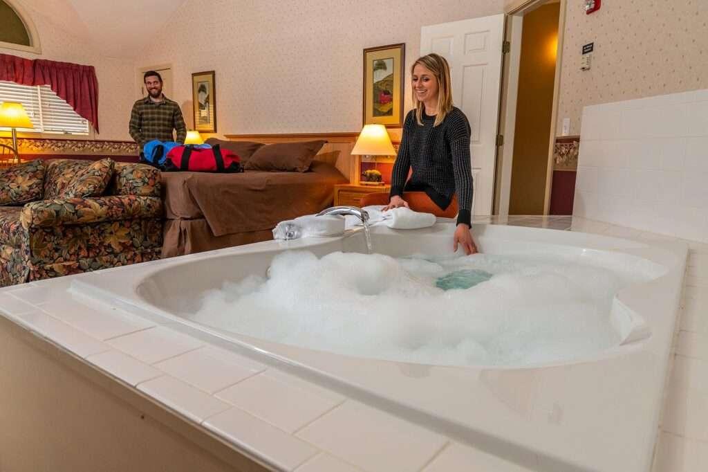 deluxe lodging